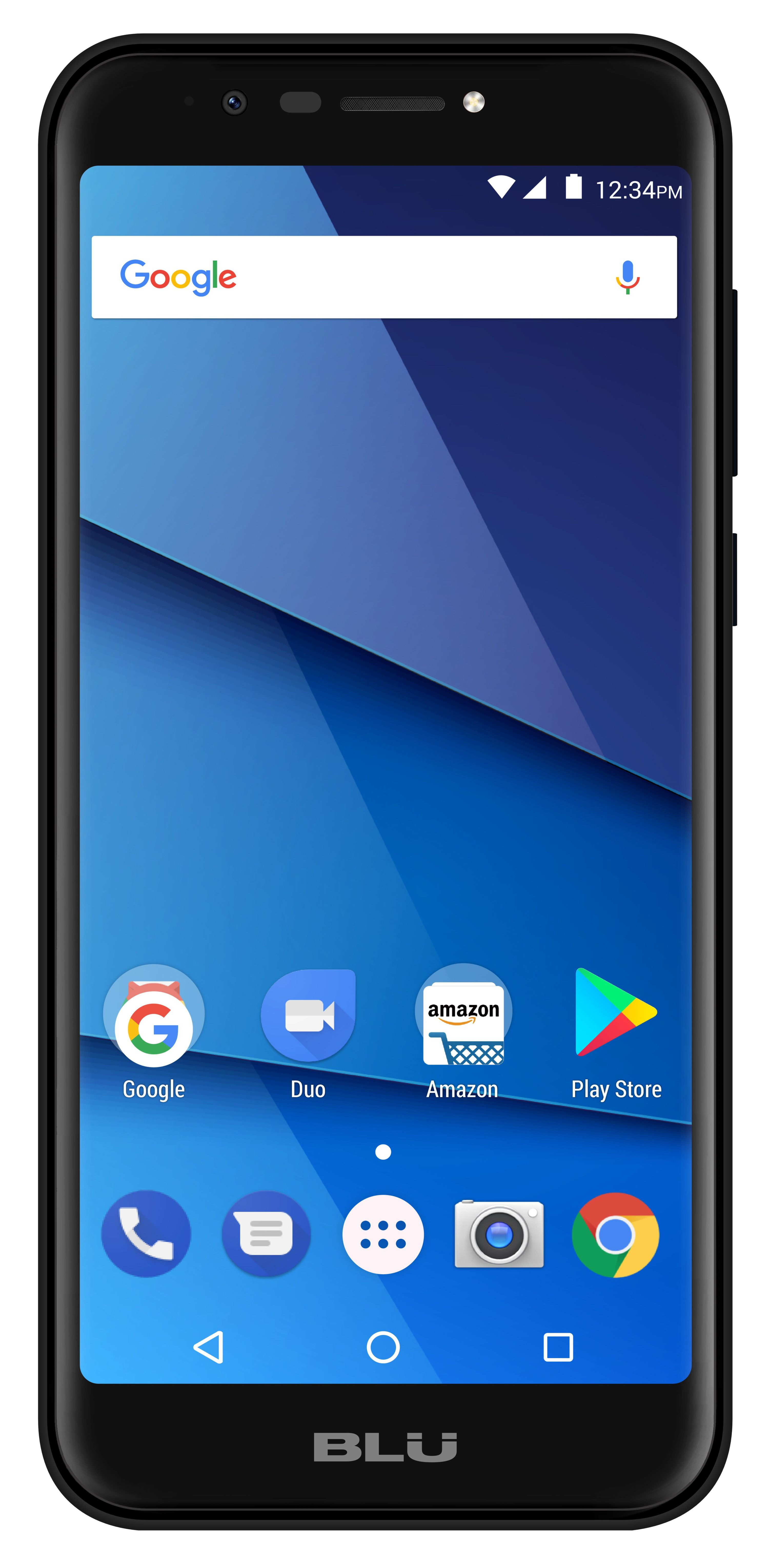 BLU Studio View XL S790Q 16GB Unlocked GSM Dual-SIM Android Phone w/...