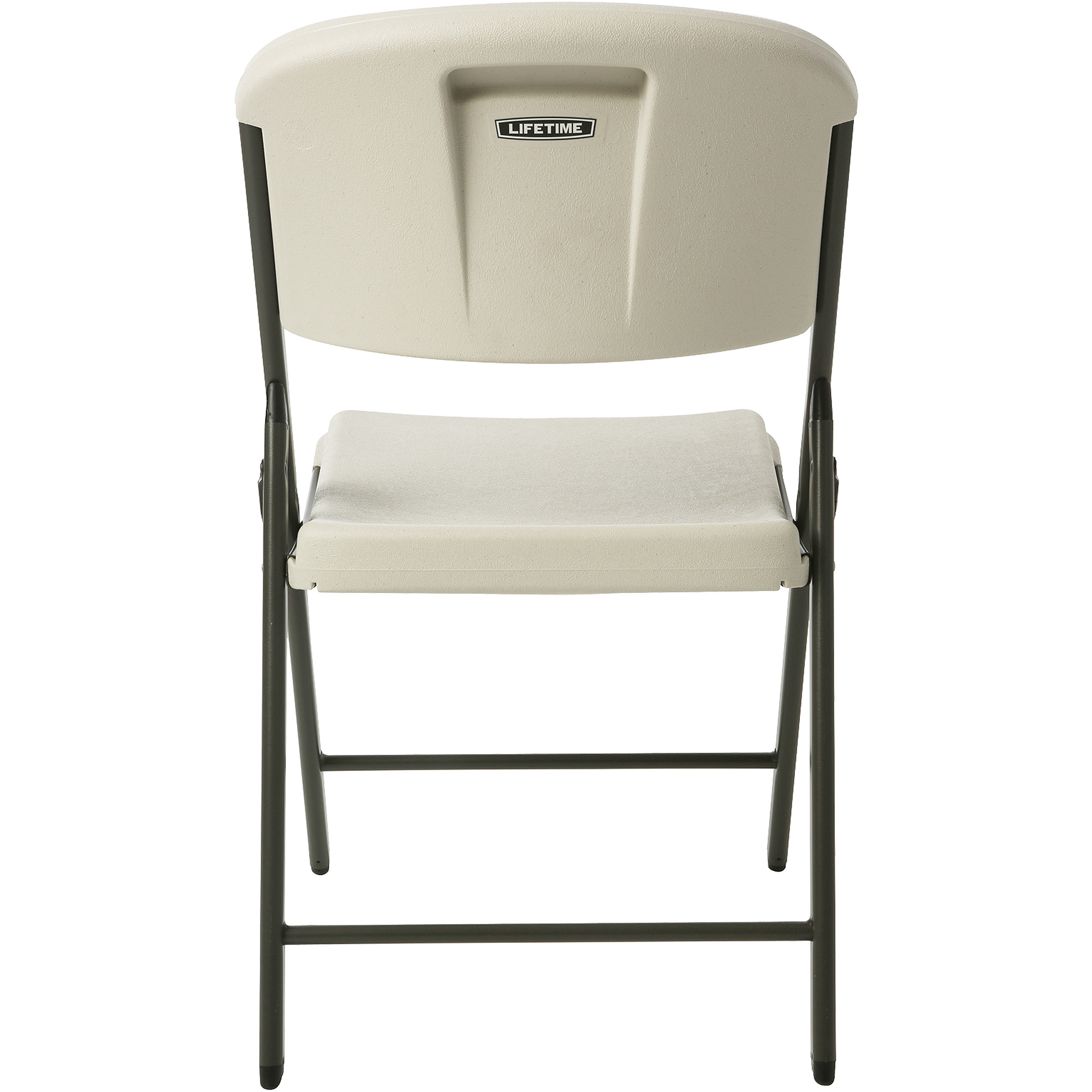 Lifetime Classic mercial Folding Chair Set of 4 Walmart