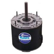 CENTURY 9723 Condenser Fan Motor, 1/6to1/4HP, 1075 rpm