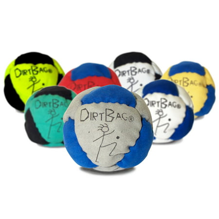 Dirtbag Footbag Hacky Sack - Assorted colors