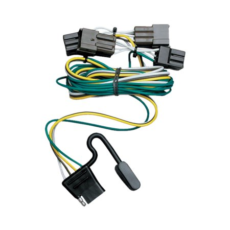 Enjoyable Tekonsha 118375 Trailer Wiring Connector T One 4 Way Flat Wiring 101 Relewellnesstrialsorg