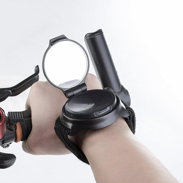 Bike Flexible Wrist Band Mirror //Bicycle Wrist Band Reflex Rear View Mirror  iF