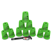 Speed Stacks Neon Green Set