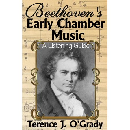 Music Listening Cd (Beethoven's Early Chamber Music: A Listening Guide - eBook )