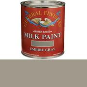 General Finishes Empire Gray Milk Paint, Quart