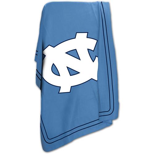 "Logo Chair NCAA North Carolina 50"" x 60"" Classic Fleece Throw"
