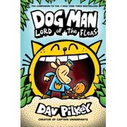 Dog Man: Lord of the Fleas (Hardcover)