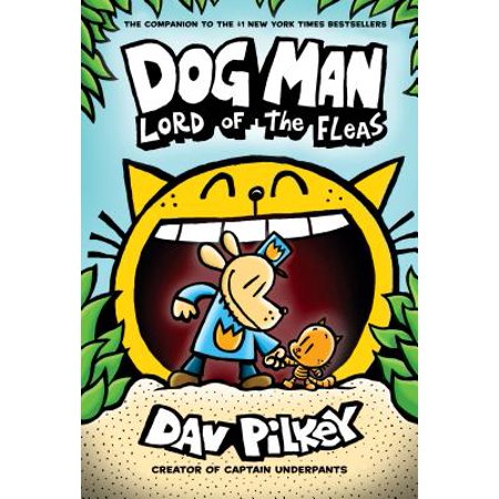 Dog Man: Lord of the Fleas - Children's Halloween Books Online