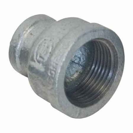 Ez-Flo 78093 Galvanized Bell Reducer