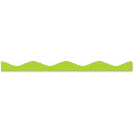 Ashley, ASH11109, Big Decorative Magnetic Border, 6 / Pack, Lime