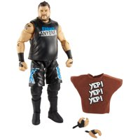 WWE Elite Collection Kevin Owens Action Figure with Accessories
