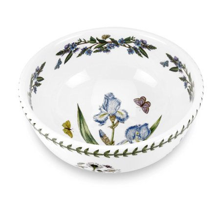 Portmeirion Botanic Garden 9-Inch Salad Bowl 3/4 Inch Salad Bowl