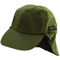 e5e03bb8b02 Product Image Dorfman Pacific Olive Supplex One Size Fits All Fishing Cap  Hat Adjustable Cord