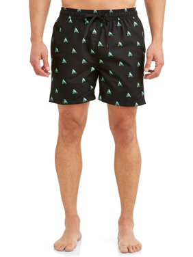 e11ec4239c4dae Product Image Kanu Surf Men's Regatta Print Short Trunk Swimsuit