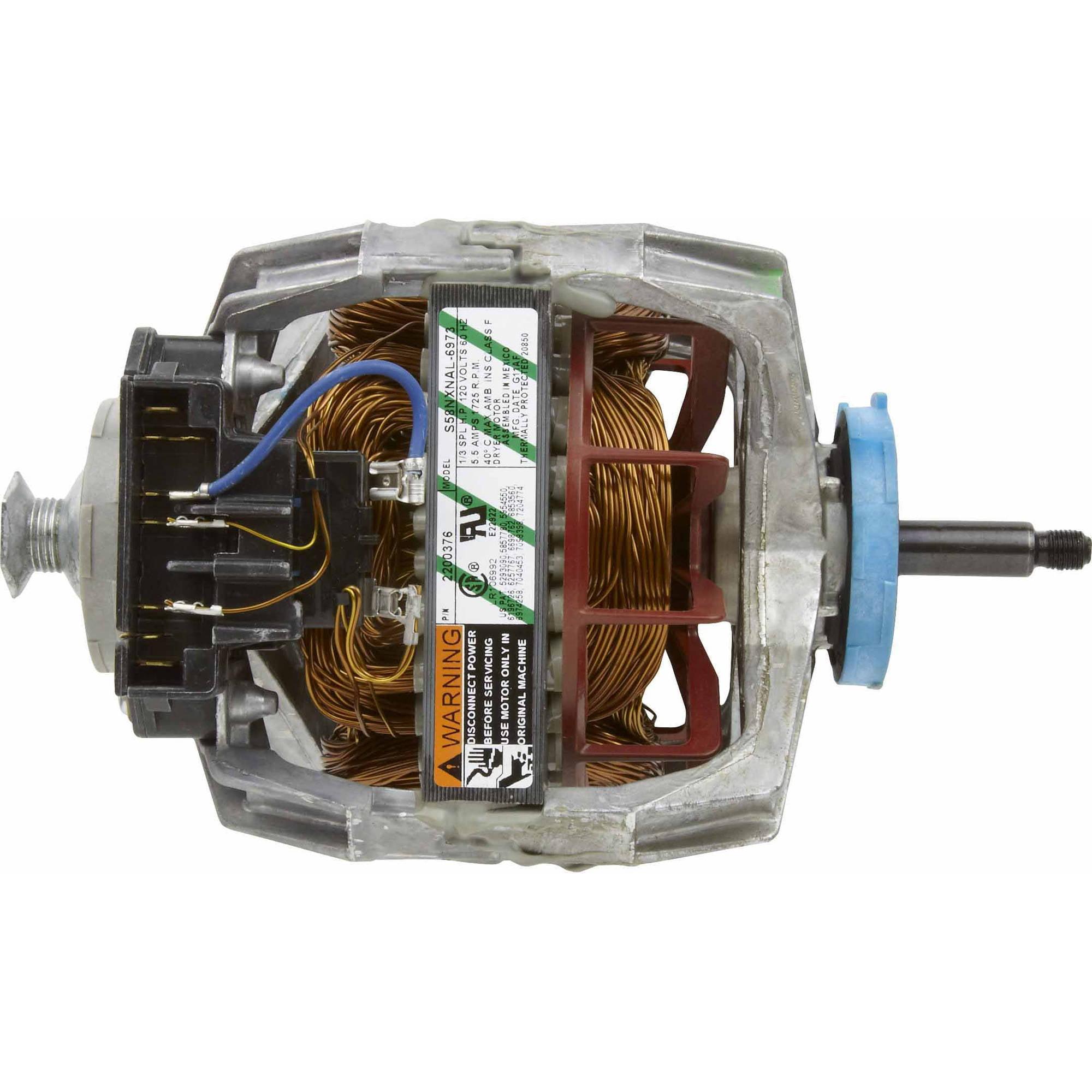 Whirlpool 2200376 Drive Motor