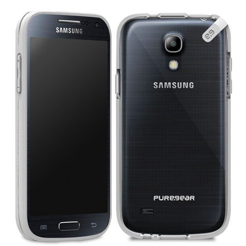 Puregear Slim Shell Case for Samsung Galaxy S4 Mini (Coconut Jelly)