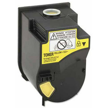 Universal Inkjet Premium Compatible Konica Minolta TN-310Y Cartridge, Yellow