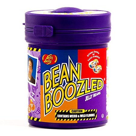 Jelly Belly, Beanboozled Mystery Candy Game 3.5 Oz Each (6 Items Per Order)