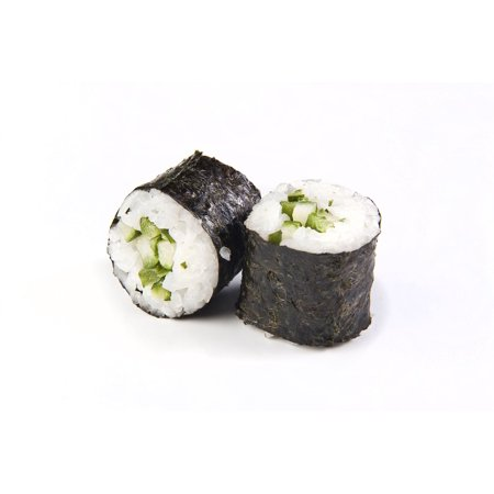 - Peel-n-Stick Poster of Avocado Maki Roll Sushi Rice Poster 24x16 Adhesive Sticker Poster Print