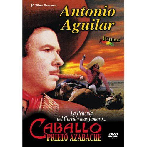 Anderson Caballo Prieto 2pk Dvd