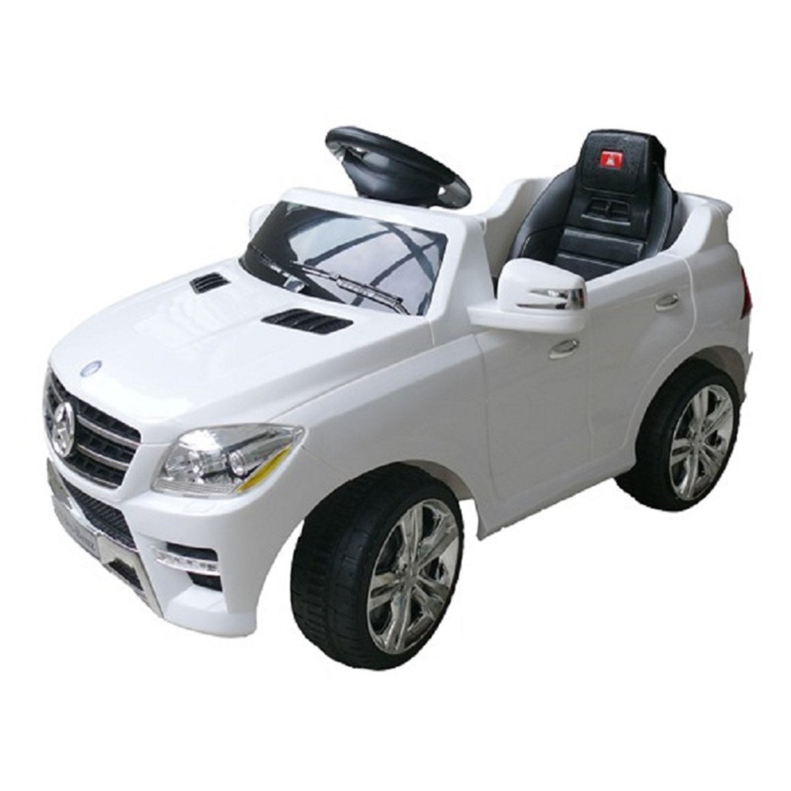 Best Ride On Cars Mercedes ML-350 Battery Powered Riding Toy