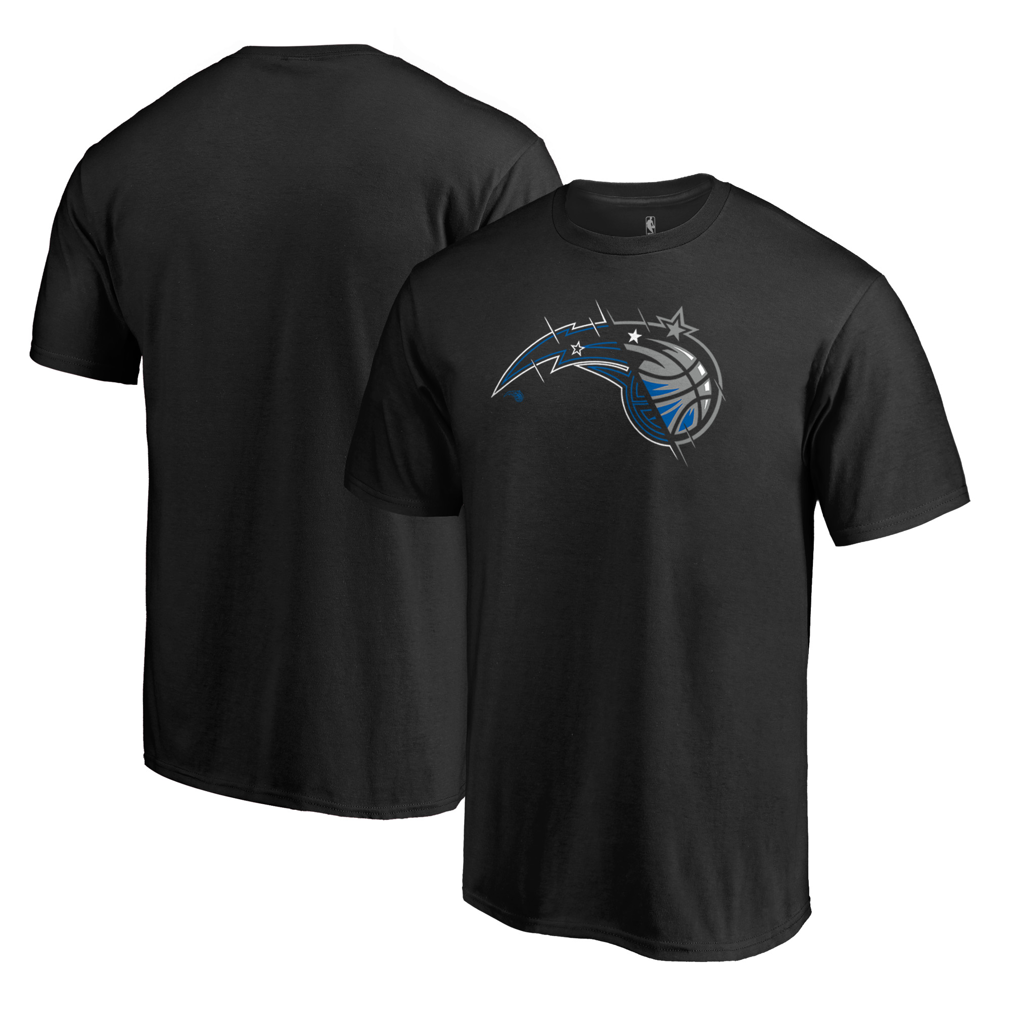 Orlando Magic Fanatics Branded X-Ray T-Shirt - Black