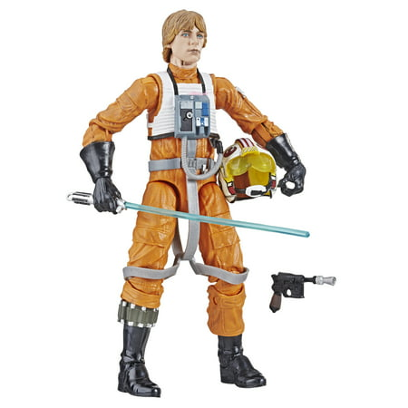 Star Black Sparkle (Star Wars The Black Series Archive Luke Skywalker Figure)