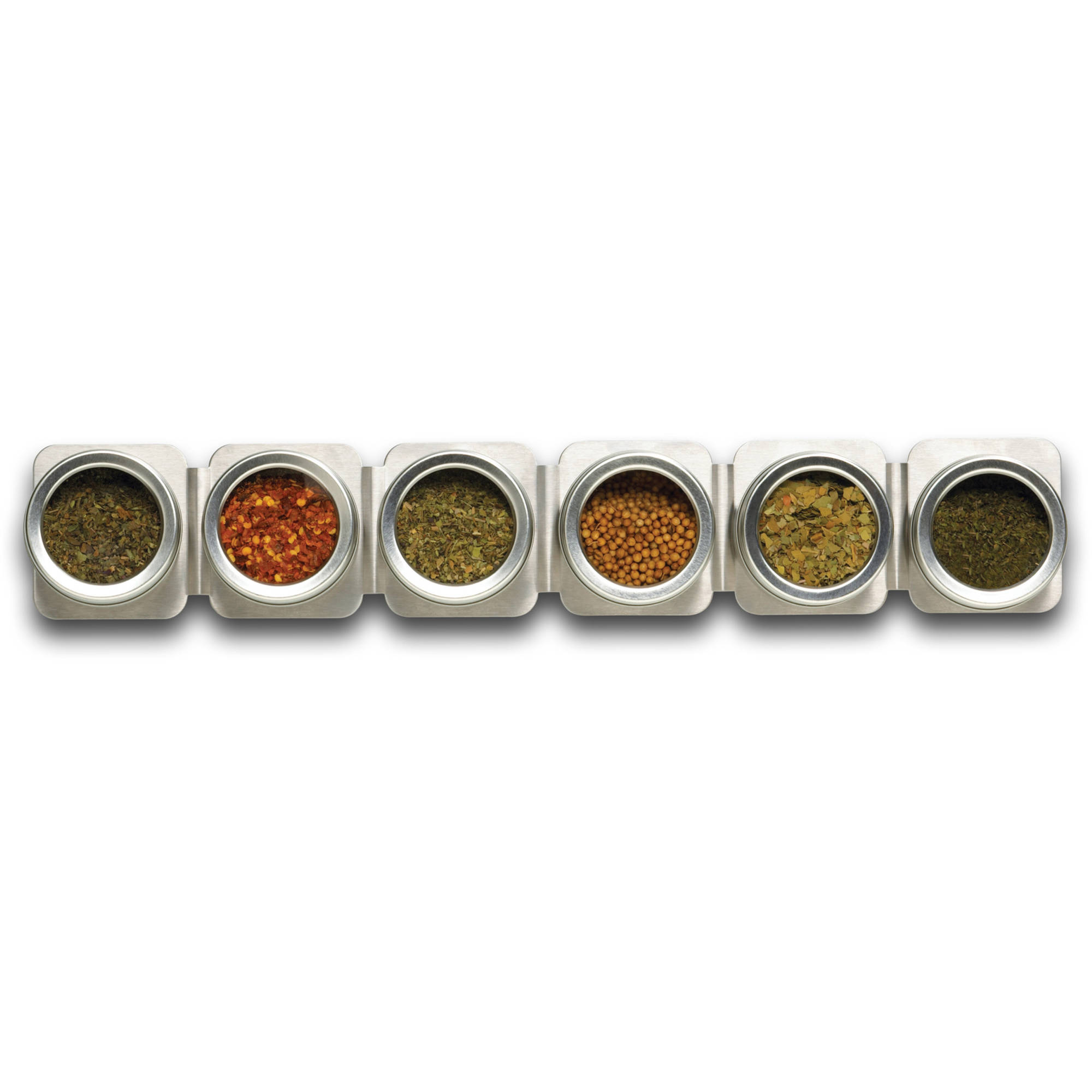 Kamenstein 6-Can Magnetic Spice Rack by Lifetime Brands