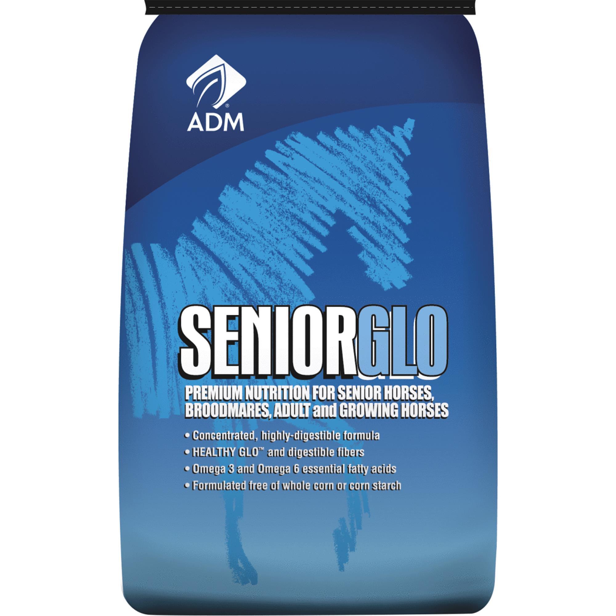 ADM SeniorGlo Horse Feed
