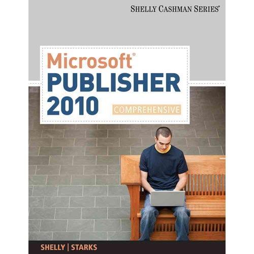Microsoft Pubisher 2010