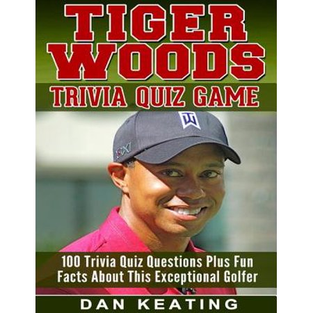 Tiger Woods Trivia Quiz Game - eBook