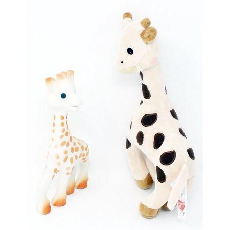 Vulli Sophie La Giraffe Plush Gift Set Walmart Com