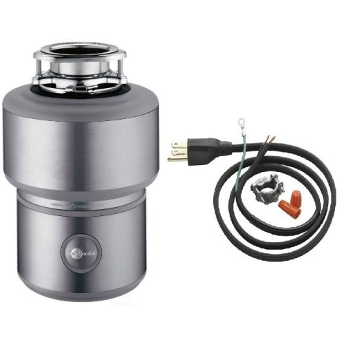 InSinkErator Excel Evolution 1 HP Garbage Disposal with Soundseal Plus Technology