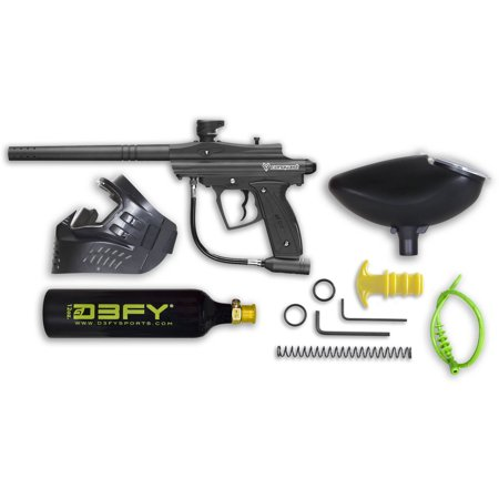 Conqu3st Semi-Auto Paintball Combo Pack ()
