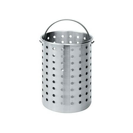 100 Quart Stock Pot - Bayou Classic 100 Quart Stock Pot Basket
