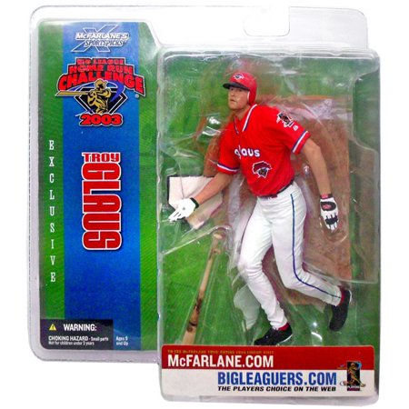 Troy Glaus Photo (McFarlane MLB Sports Picks Series 8 Troy Glaus Action Figure)