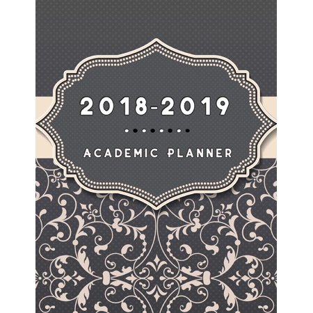 Motion Portable Monthly Calendar - 2018-2019 Academic Planner: Calendar Schedule Organizer and Journal Notebook, Hourly Daily Weekly Monthly Year, Portable Format (June 2018 - December 2019) (Paperback)