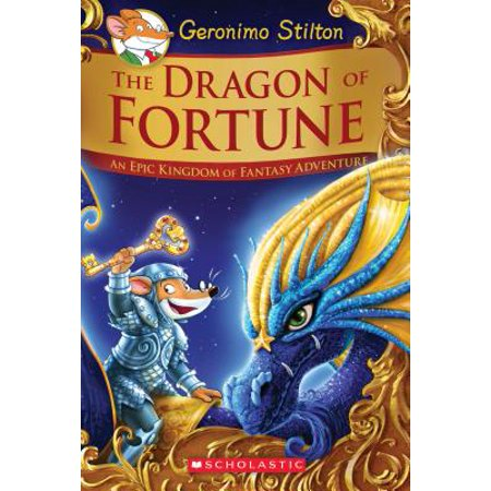 The Dragon of Fortune (Geronimo Stilton and the Kingdom of Fantasy: Special Edition #2): An Epic Kingdom of Fantasy Adventure - Wheel Of Fortune Halloween
