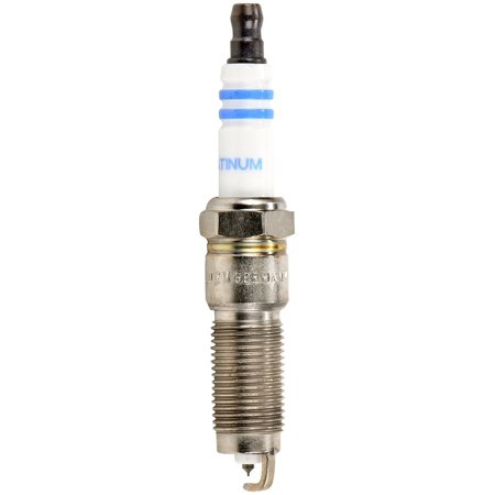 (6720) HR8TPP3002V Original Equipment Fine Wire Platinum Spark Plug, (Pack of 1), Fine wire design delivers improved ignitability and performance life By Bosch Bosch Platinum 4 Spark Plugs