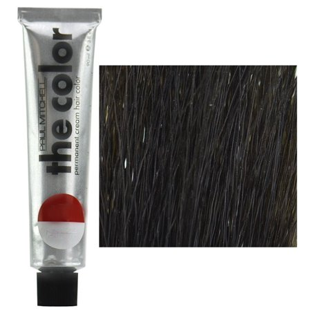 Brow Color (Paul Mitchell The Color Permanent Cream Hair Color 3oz 3N Dark Natural)