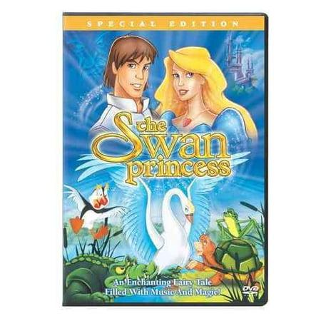 The Swan Princess (DVD)