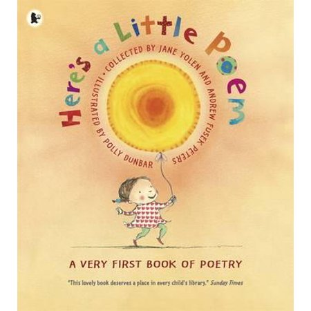 Here's a Little Poem : A Very First Book of Poetry - Very Short Halloween Poems