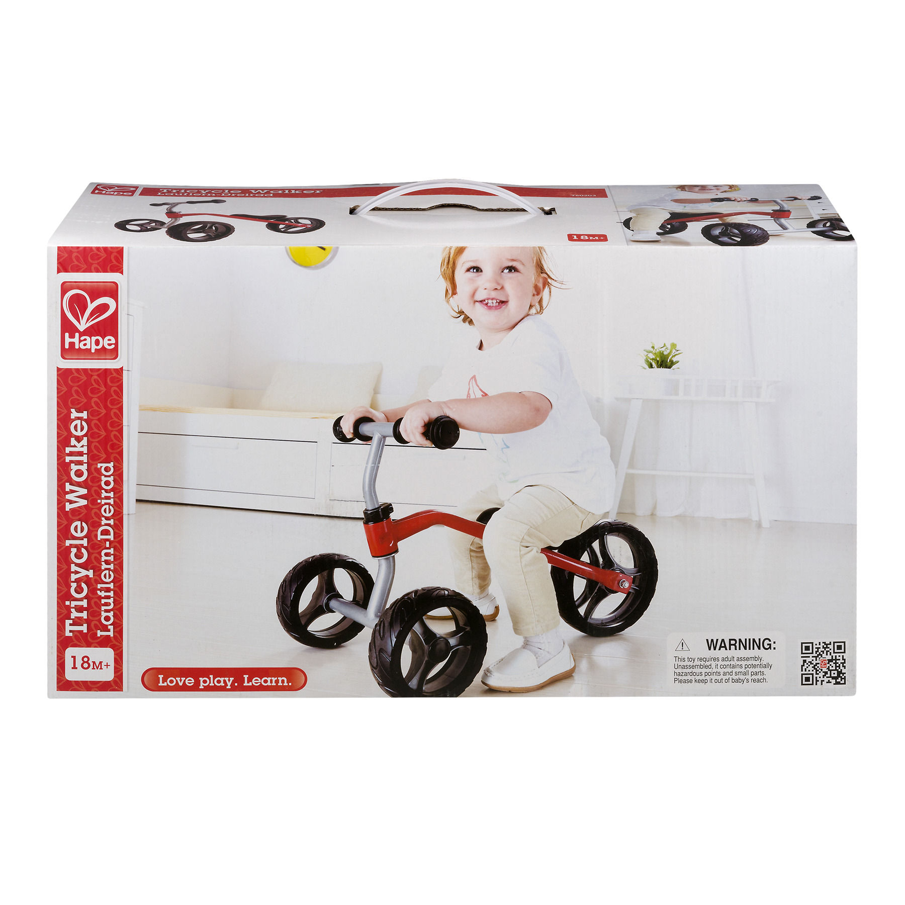 Hape Tricycle Walker, 1.0 CT