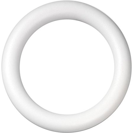 White Extruded 12