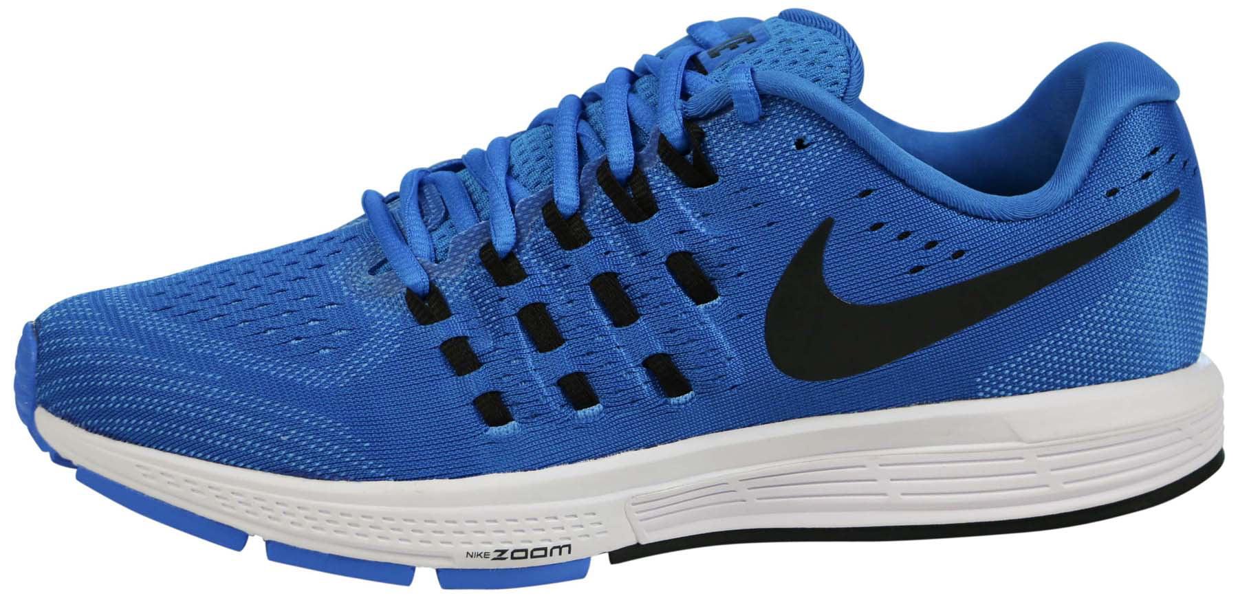 Nike Men's Air Zoom Vomero 11 Running Shoes-Photo Blue/Black