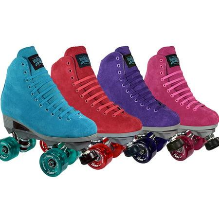 Sure-Grip Quad Roller Skates - Boardwalk