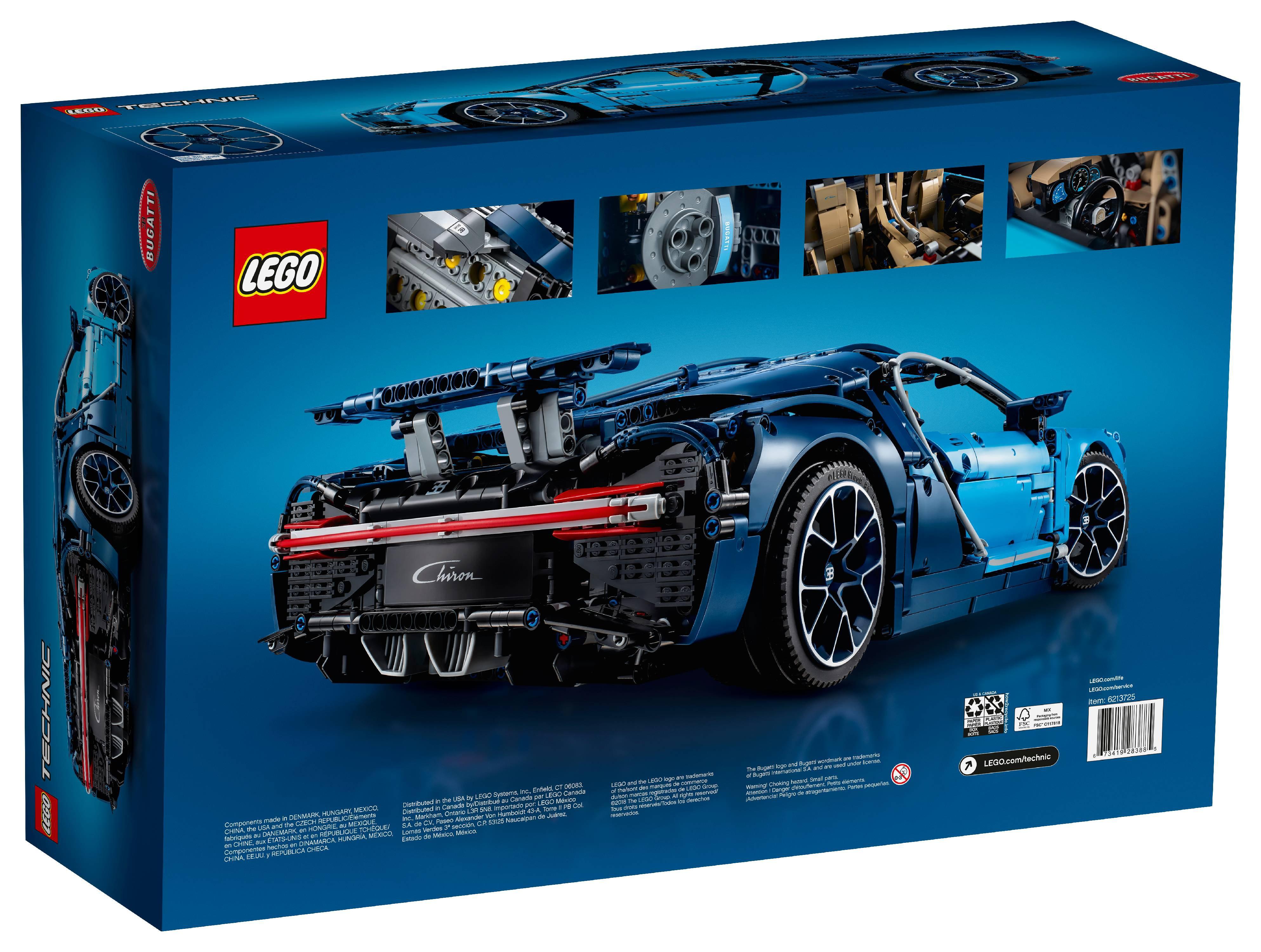 Lego Lego Bugatti Technic 42083 Technic Chiron Chiron Lego Bugatti 42083 uKJ31FTlc