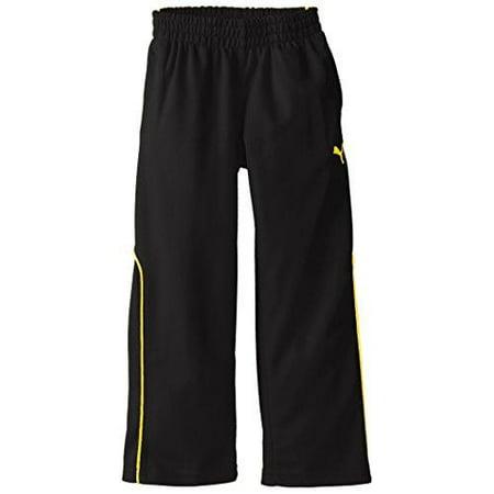 puma kids training pants 1 lounge pant sweatpants - black