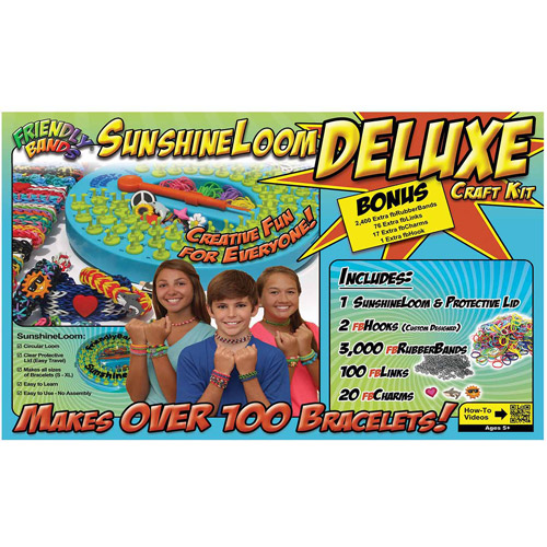 SunshineLoom Deluxe Craft Kit