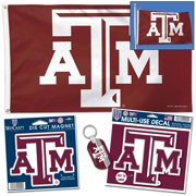 Texas A&M Aggies WinCraft Four-Piece Team Logo Ultimate Fan Pack